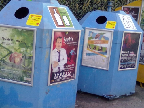 geneve,publicit,poubelles