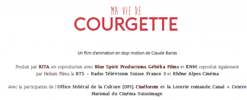 my life is a courgette,claude barras,ecal,film d'animation,suisse,ma vie de courgette,#annecyfestgival