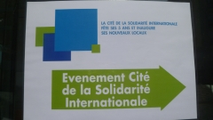 wecf france,onu,cité de la solidarité internationale,ong,charles beer