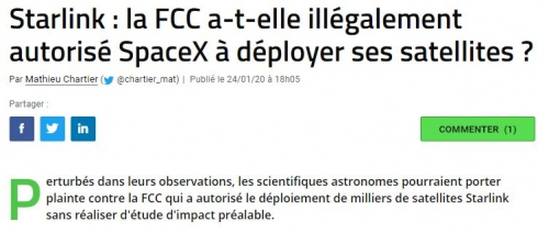 elon #musk,#ciel,#starlink,#satellite,#scandale,pollution du ciel,#astronomes
