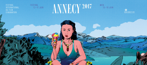 #annecy , festival d'animation ,georges schwizgebel