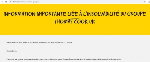 thomas cook,#cook,#uk,#brexit,#faillite