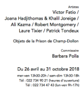 penthes,barbara #polla,champ-dollon,prisons,art