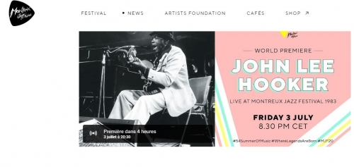 john lee hocker,#suisse,#montreux,#jazz,steaming